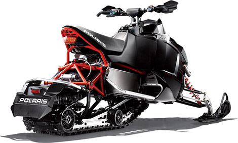 Polaris 600 Rush Snowmobile