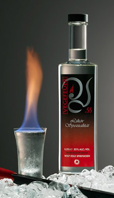 Vegefeuer Herbal Liqueur