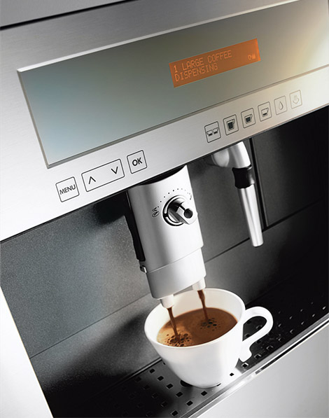 Ariston Built-in Coffee Center