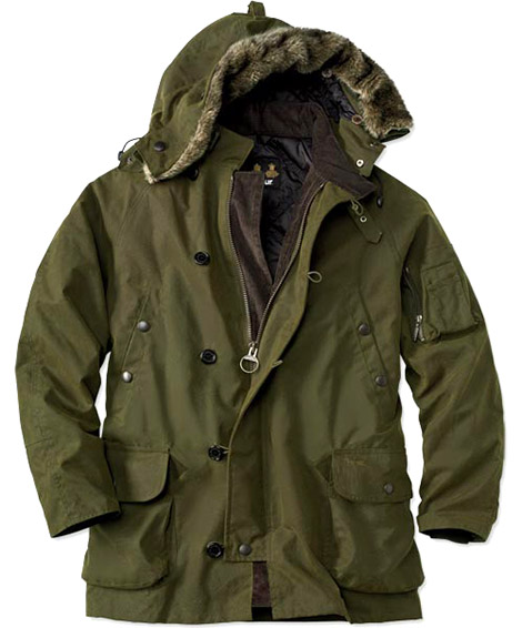 Barbour Beaufighter Jacket