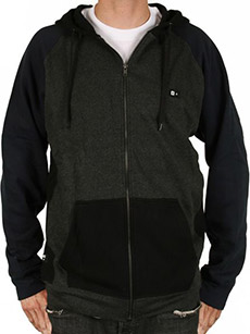 Fourstar Ives Hooded Zip Up