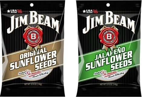 Jim Beam Sunflower Seeds