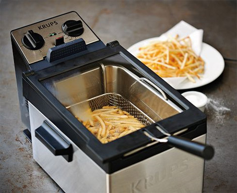 Krups High Performance Deep Fryer
