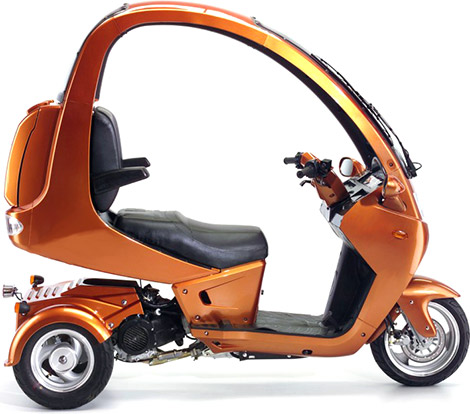 Auto Moto Orange
