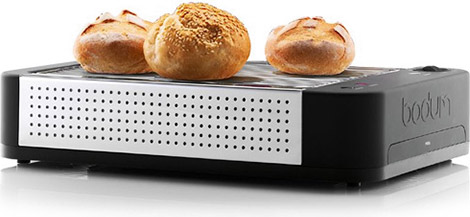 Bodum Bistro Flatbed Toaster
