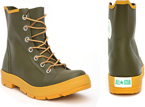 Warm Rain Boots - Cr Boot