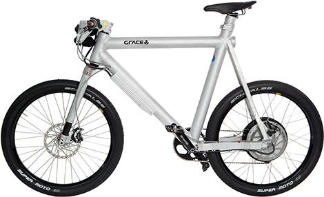 Grace e-Motorbike