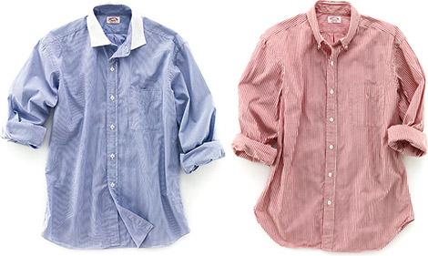 Hamilton 1883 Shirts