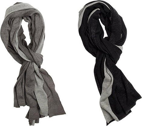 James Perse Cashmere Blend Scarf