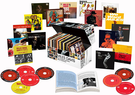 Miles Davis: The Complete Columbia Album Collection