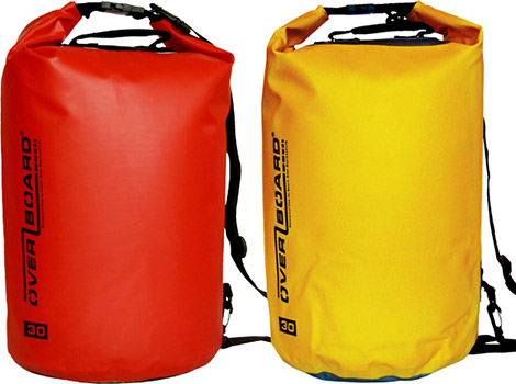 Overboard Dry Tube Bags