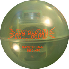 900 Global Remote Control Bowling Ball