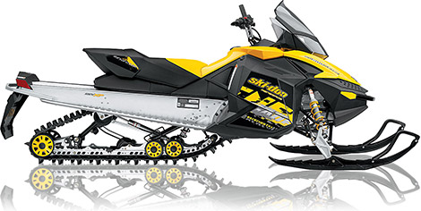 Ski-Doo Renegade Sport Snowmobile