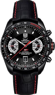 TAG Heuer Grand Carrera Chronograph Watch