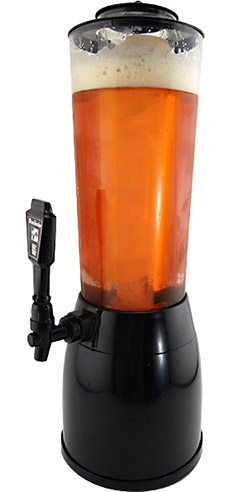 BrewTender Tabletop Beer & Beverage Dispenser