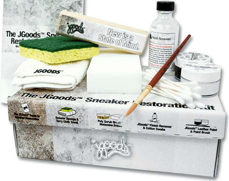 JGoods Sneaker Restoration Kit