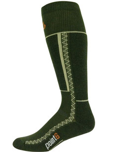 Point6 Snowboard Light Cushion Sock