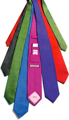 Thomas Pink Commuter Tie
