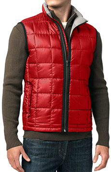 Victorinox Recycled Ripstop Down Vest