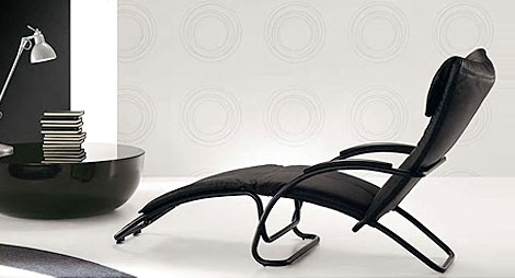 Bonaldo Swing Plus Rocking Chair
