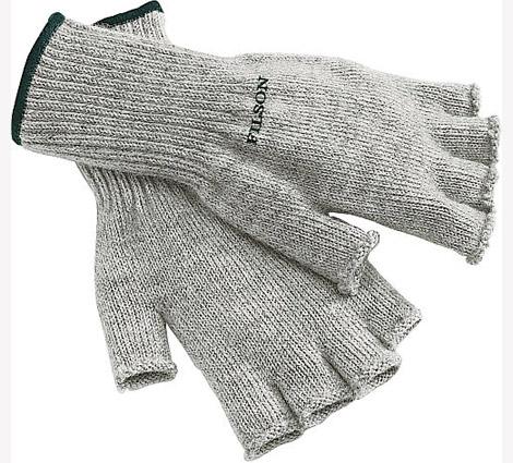 Filson Merino Wool Fingerless Gloves
