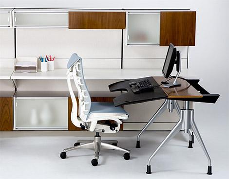 Herman Miller Envelop Desk Gearculture