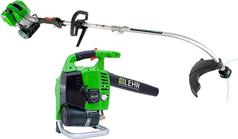 Lehr Eco Trimmer & Blower