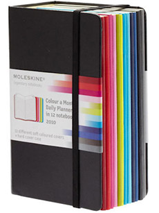 Moleskine Color A Month Daily Planner
