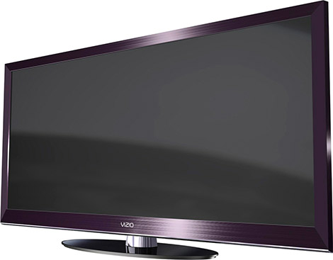 Vizio Cinema Wide HDTV