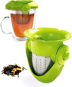 Copco Snap Open Tea Infuser