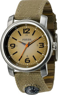 Fossil Compass Watch