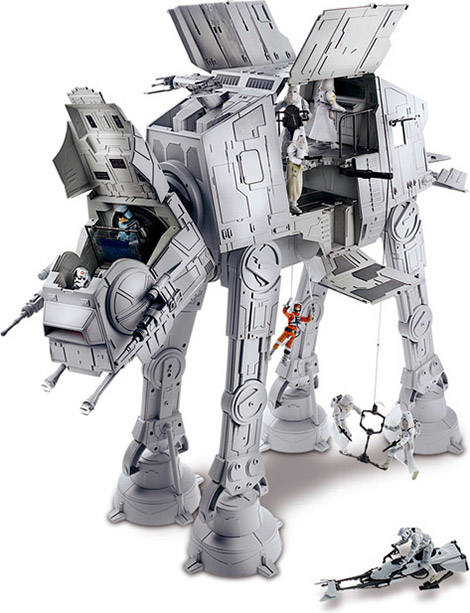 Hasbro Mega AT-AT