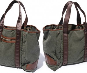 Hobo Washed Canvas No.4 Tote Bag