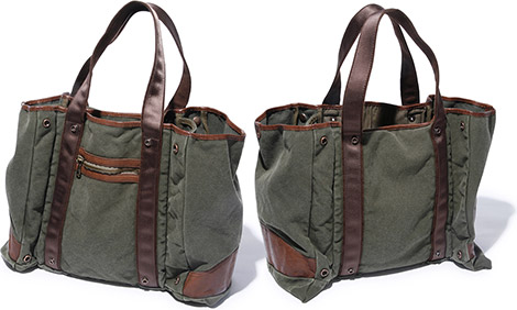 Hobo Washed Canvas No 4 Tote Bag