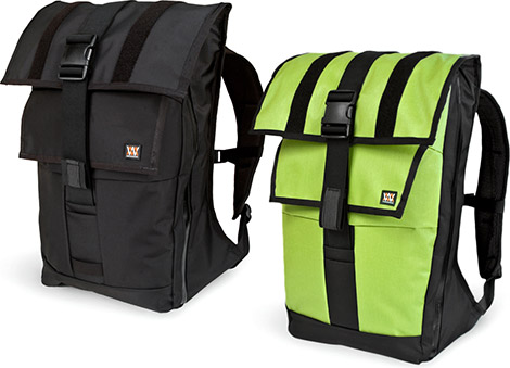 Mission Vandal Cargo Backpack
