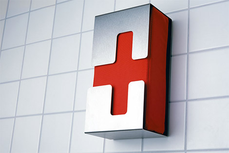 Radius First Aid Box