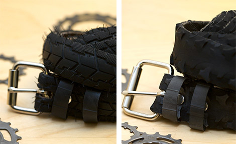 Rebicyclist Bicycle Tire Belts