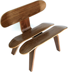 Skate Study House Stax Chair