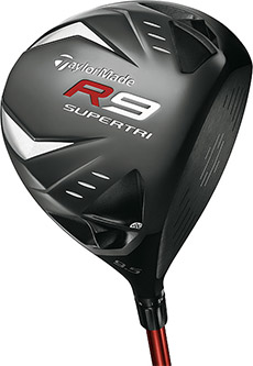 TaylorMade R9 SuperTri Driver