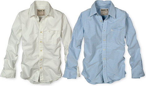 Timberland Oxford Shirt