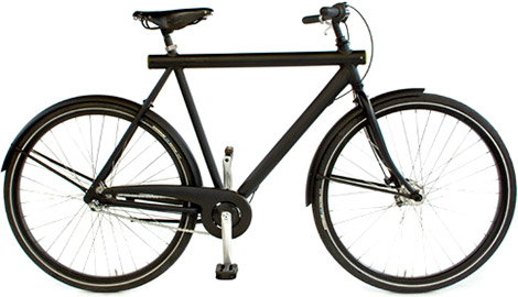 Vanmoof Black