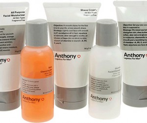 Anthony Logistics For Men Clean Starter Kit