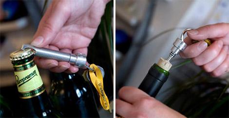 Big Screw Bottle Opener