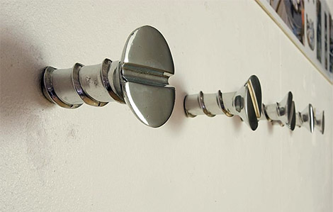 Big Screw Coat Hook