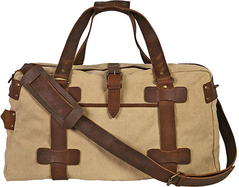 Earsdon Weekend Bag