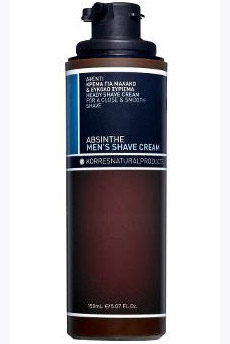 Korres Absinthe Shave Cream