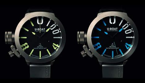 U-Boat Classico U-1001 Collection