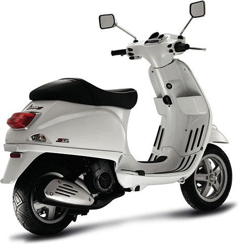 List of Vespa 50cc scooters for sale - Scooter Finds - every used