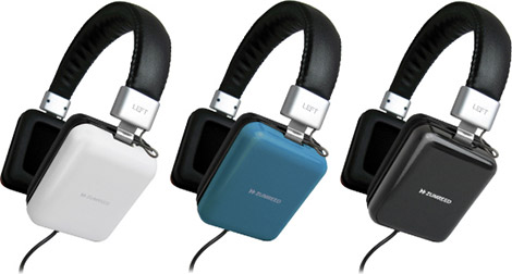 Zumreed Dreams ZHP-010 Square Headphones