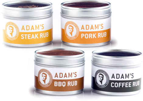 Adam's Meat Rubs